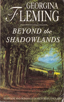 Secondhand Used Book – BEYOND THE SHADOWLANDS by Georgina Fleming