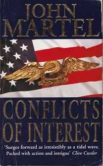 Secondhand Used Book - CONFLICTS OF INTEREST by John Martel