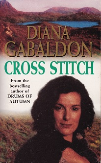 Secondhand Used Book - CROSS STITCH by Diana Gabaldon