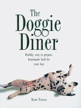Secondhand Used Book - THE DOGGIE DINER by Marie Toshack