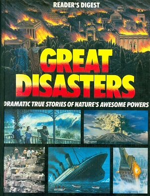 Secondhand Used Book - GREAT DISASTERS by Reader's Digest