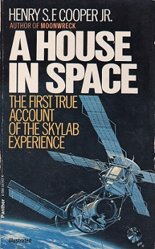 Secondhand Used Book - A HOUSE IN SPACE by Henry S F Cooper Jr
