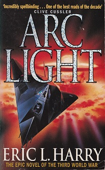 Secondhand Used Book - ARC LIGHT by Eric L Harry