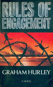 Secondhand Used Book - RULES OF ENGAGEMENT by Graham Hurley