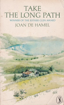 Secondhand Used Book - TAKE THE LONG PATHER by Joan de Hamel