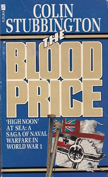 Secondhand Used Book - THE BLOOD PRICE by Colin Stubbington