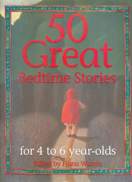 Secondhand Used Book - 50 Great Bedtime Stories edited by Fiona Waters