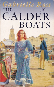 Secondhand Used Book – THE CALDER BOATS by Gabrielle Ross