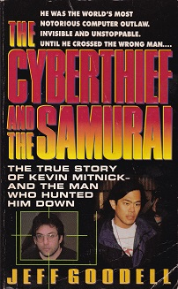 Secondhand Used Book – THE CYBERTYHIEF AND THE SAMURAI by Jeff Goodell