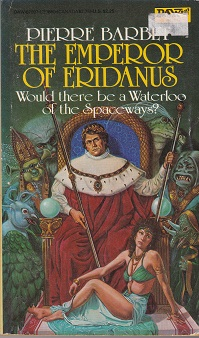 Secondhand Used Book - THE EMPEROR OF ERIDANUS by Pierre Barbet
