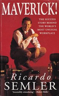 Secondhand Used Book – MAVERICK! By Ricardo Semler