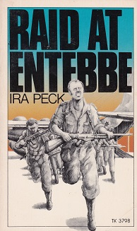 Secondhand Used Book – RAID AT ENTEBBE by Ira Peck