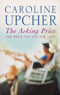 Secondhand Used Book – THE ASKING PRICE by Caroline Upcher