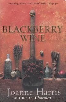 Secondhand Used Book – BLACKBERRY WINE by Joanne Harris