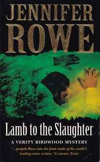Secondhand Used Book – LAMB TO THE SLAUGHTER by Jennifer Rowe