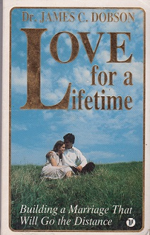 Secondhand Used Book - LOVE FOR A LIFETIME by Dr James C Dobson