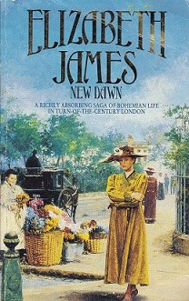 Secondhand Used Book – NEW DAWN by Elizabeth James