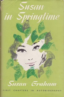 Secondhand Used Book – SUSAN IN SPRINGTIME by Susan Graham