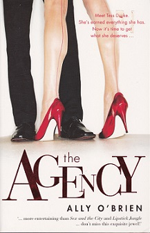 Secondhand Used Book – THE AGENCY by Ally O'Brien