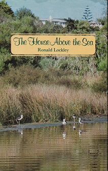Secondhand Used Book – THE HOUSE ABOVE THE SEA by Ronald Lockley