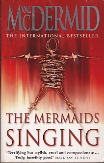 Secondhand Used Book – THE MERMAIDS SINGING by Val McDermid