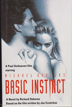Secondhand Used Book – BASIC INSTINCT by Richard Osborne