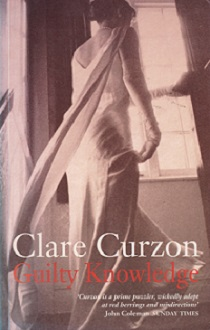 Secondhand Used Book – GUILTY KNOWLEDGE by Clare Curzon