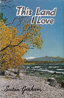 Secondhand Used Book – THIS LAND I LOVE by Susan Graham