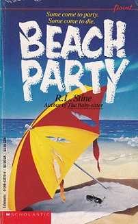 Secondhand Hand Book – BEACH PARTY by R L Stine