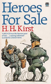 Secondhand Used Book – HEROES FOR SALE by H. H. Kirst