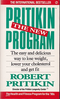 Secondhand Used Book - THE NEW PRITIKIN PROGRAM by Robert Pritikin