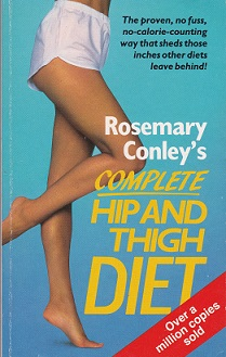 Secondhand Used Book – ROSEMARY CONLEY'S COMPLETE HIP AND THIGH DIET