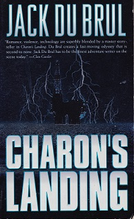 Secondhand Used Book – CHARON'S LANDING by Jack Du Brul