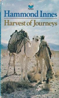 Secondhand Used Book – HARVEST OF JOURNEYS by Hammond Innes