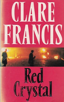 Secondhand Used Book – RED CRYSTAL by Clare Francis