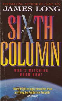 Secondhand Used Book – SIXTH COLUMN by James Long