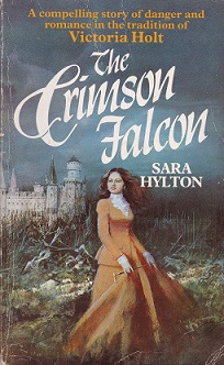 Secondhand Used Book – THE CRIMSON FALCON by Sara Hylton
