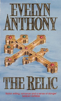 Secondhand Used Book – THE RELIC by Evelyn Anthony