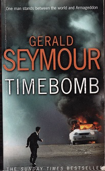 Secondhand Used Book – TIMEBOMB by Gerald Seymour