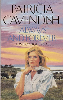 Secondhand Used Book – ALWAYS AND FOREVER by Patricia Cavendish
