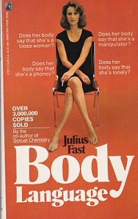 Secondhand Used Book – BODY LANGUAGE by Julius Fast