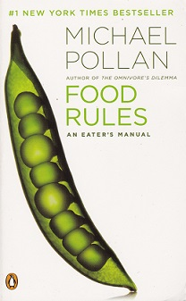 Secondhand Used Book – FOOD RULES: AN EATER'S GUIDE by Michael Pollan