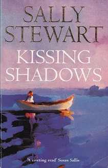 Secondhand Used Book – KISSING SHADOWS by Sally Stewart
