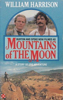 Secondhand Used Book – MOUNTAINS OF THE MOON by William Harrison