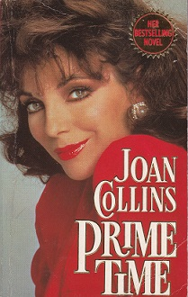 Secondhand Used Book PRIME TIME by Joan Collins