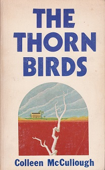 Secondhand Used Book – THE THORN BIRDS by Colleen McCullough