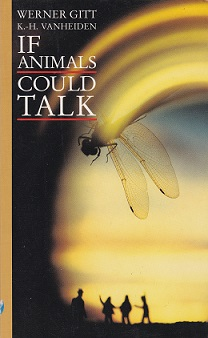 Secondhand Used Book – IF ANIMALS COULD TALK by Werner Gitt & K-H Vanheiden