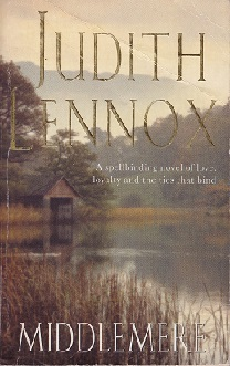 Secondhand Used Book – MIDDLEMERE by Judith Lennox