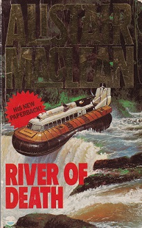 Secondhand Used Book – RIVER OF DEATH by Alistair MacLean