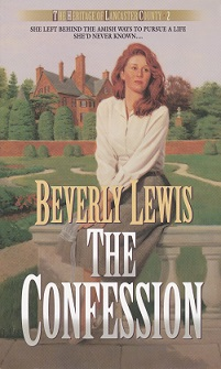 Secondhand Used Book – THE CONFESSION: THE HERITAGE OF LANCASTER COUNTY 2 by Beverley Lewis